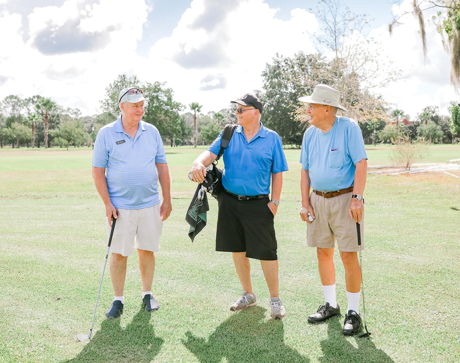 Golf at Penney Retirement Community