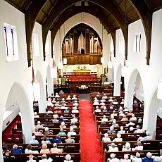 Services at Penney Memorial Chruch